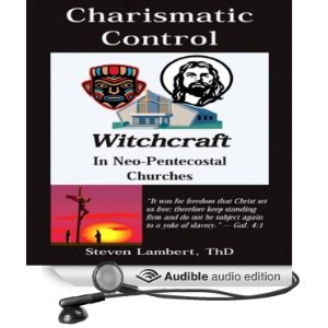 Charismatic Control Audiobook on Audible.Com