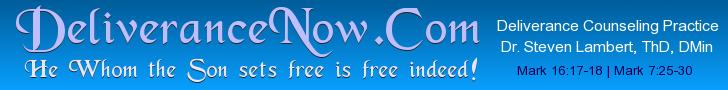 DeliveranceNow.Com ~ Deliverance Central